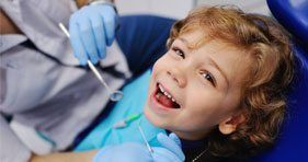 important your child visit the dentist